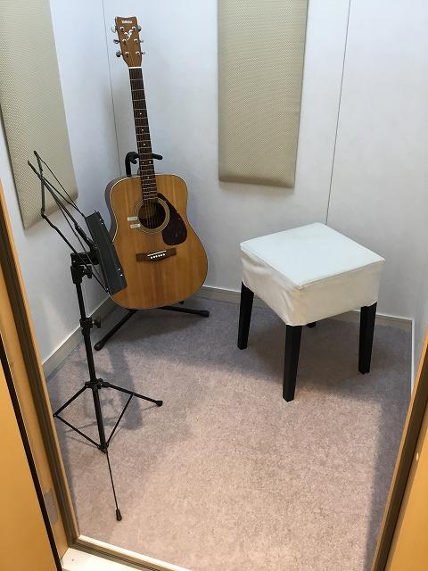 防音室のサイズ