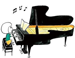 ピアノ教室 子供