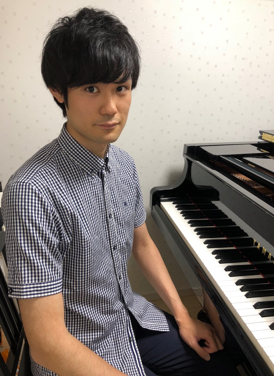 赤羽ピアノ菊池先生