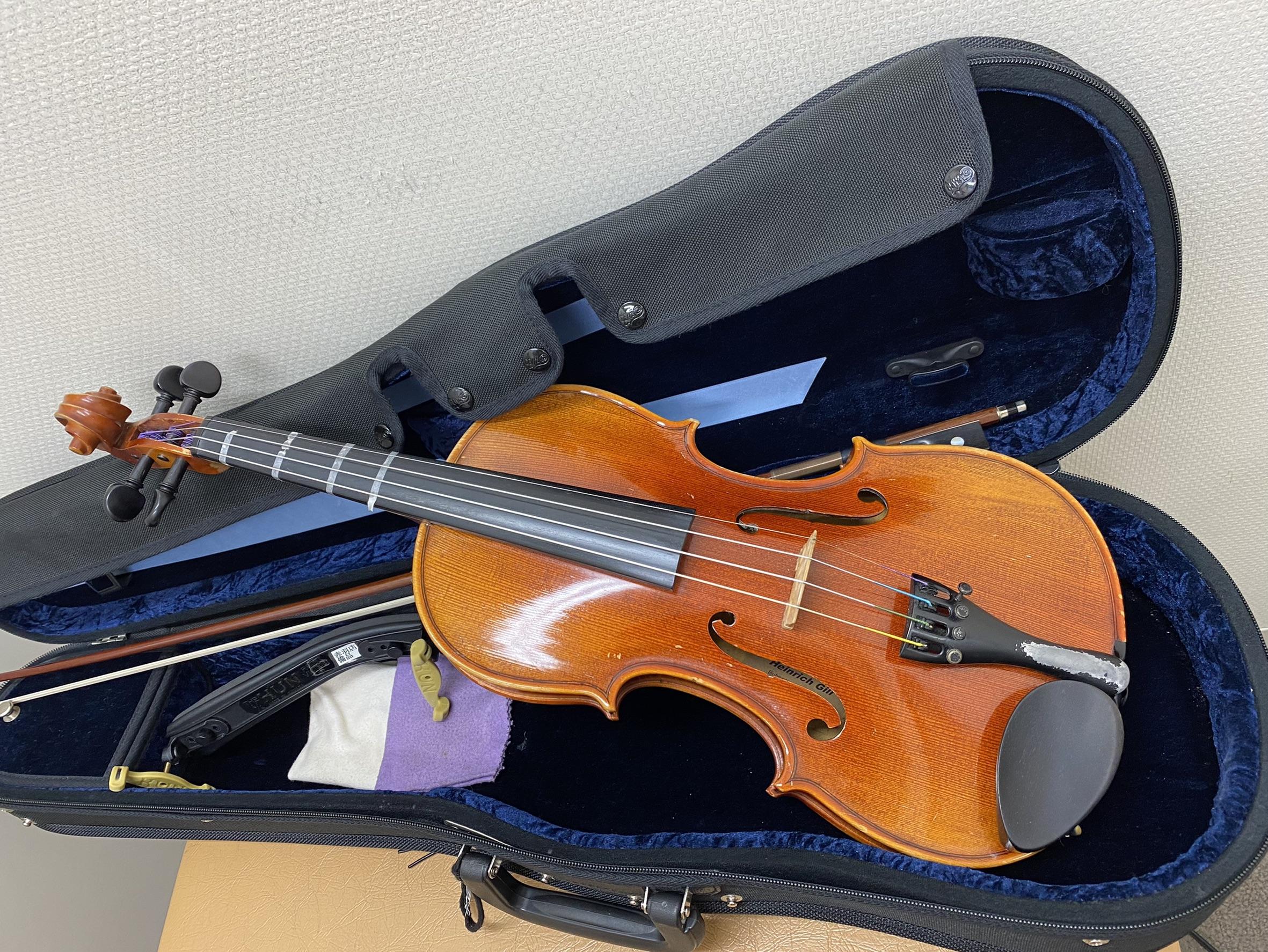 赤羽 ヴァイオリン 板橋 楽器 レンタル