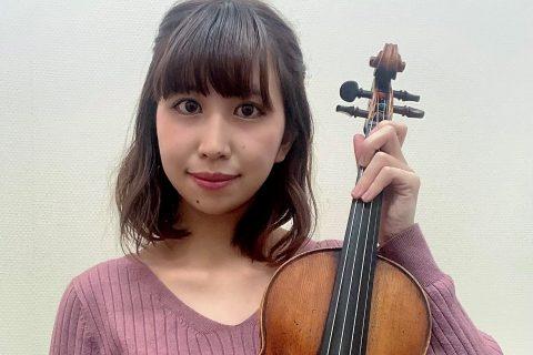 スタッフ写真ヴァイオリンインストラクター三村 夢実