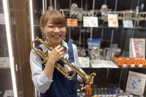 スタッフ写真管楽器・弦楽器宮本