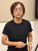 ドラム科 中川先生