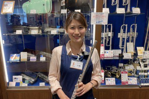 スタッフ写真管楽器 音楽教室小嶋