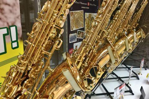管楽器を選ぶならフィール旭川店へ
