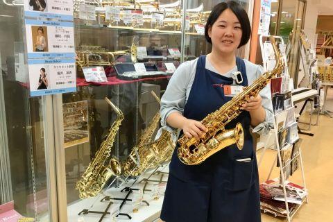 スタッフ写真管楽器・楽譜関連中嶋