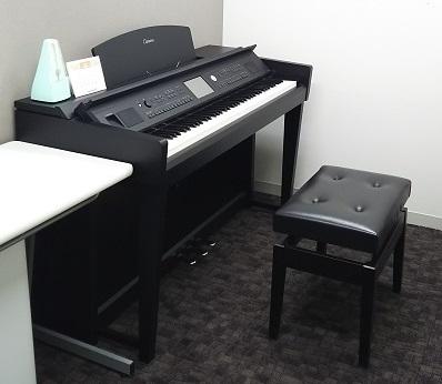 ピアノサロンレッスン室