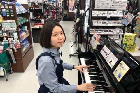 スタッフ写真ピアノ、楽譜平野