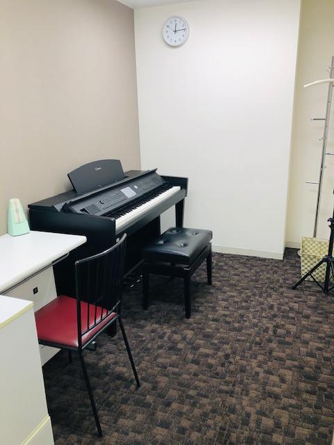 ピアノサロン部屋