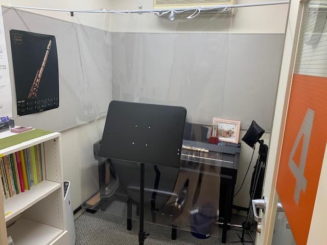 千葉ニュータウン音楽教室感染症予防対策