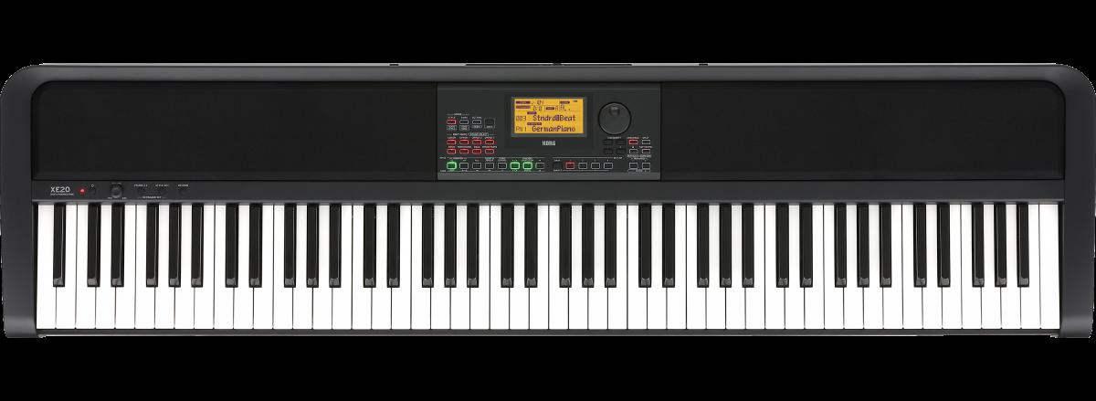 コルグ電子ピアノXE20