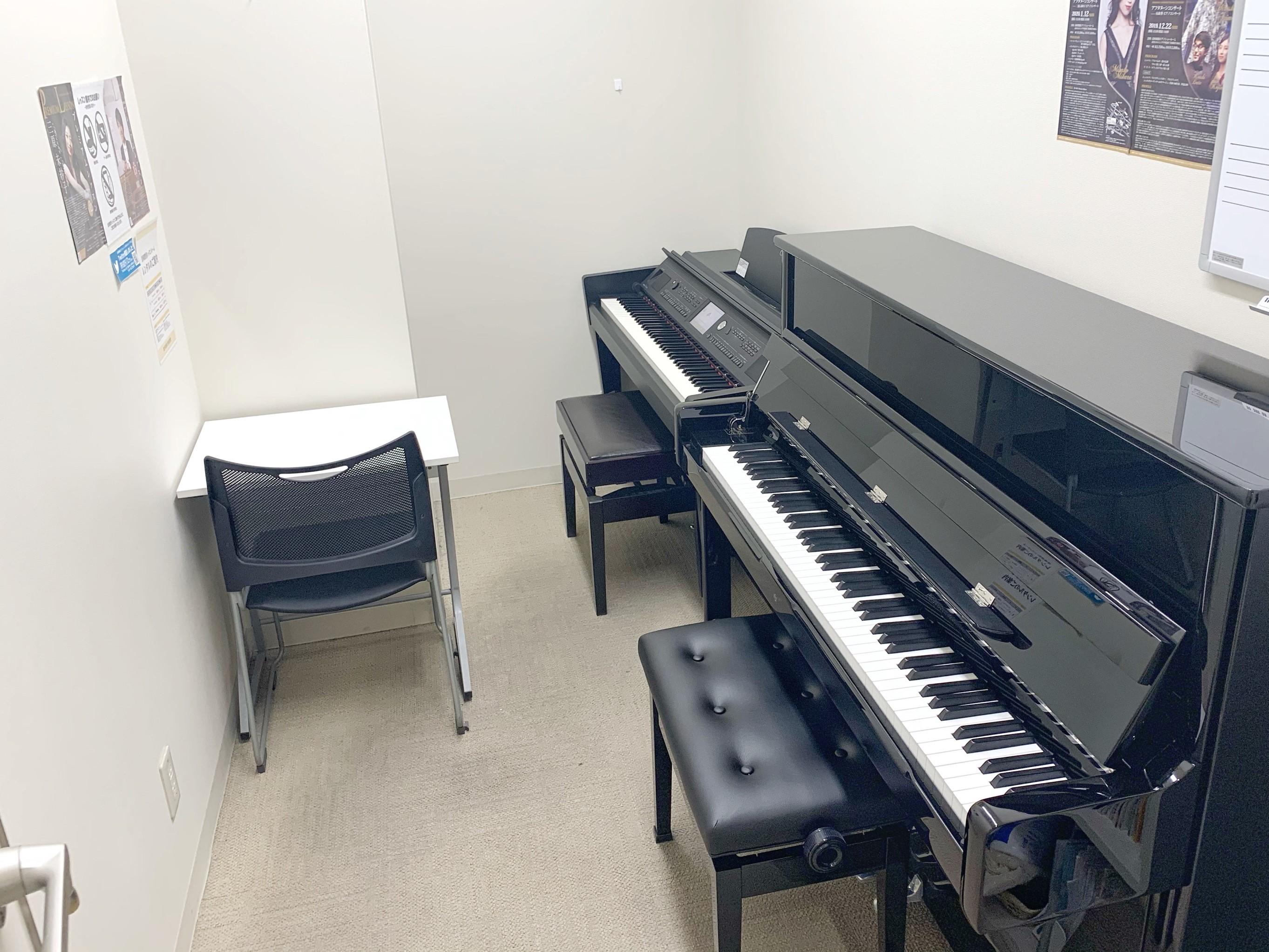 ピアノサロンレッスンルーム