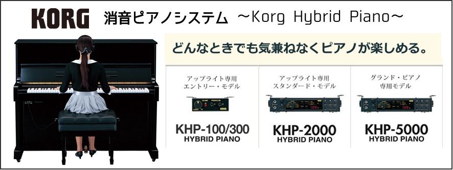 コルグ消音ピアノユニット