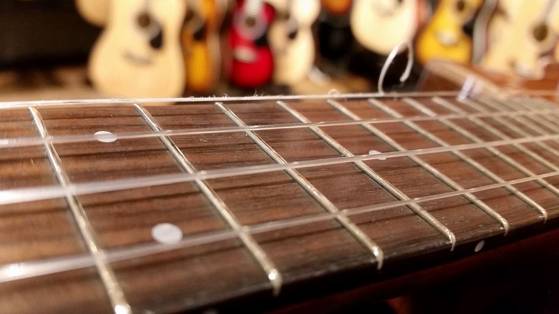 弦交換のタイミング