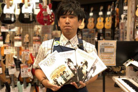 スタッフ写真アコースティックギター・イベント・ギターリペア清水(孝)