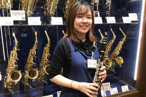 スタッフ写真管楽器・楽器アクセサリー久保