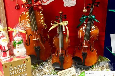 クリスマス プレゼント バイオリン 子供用