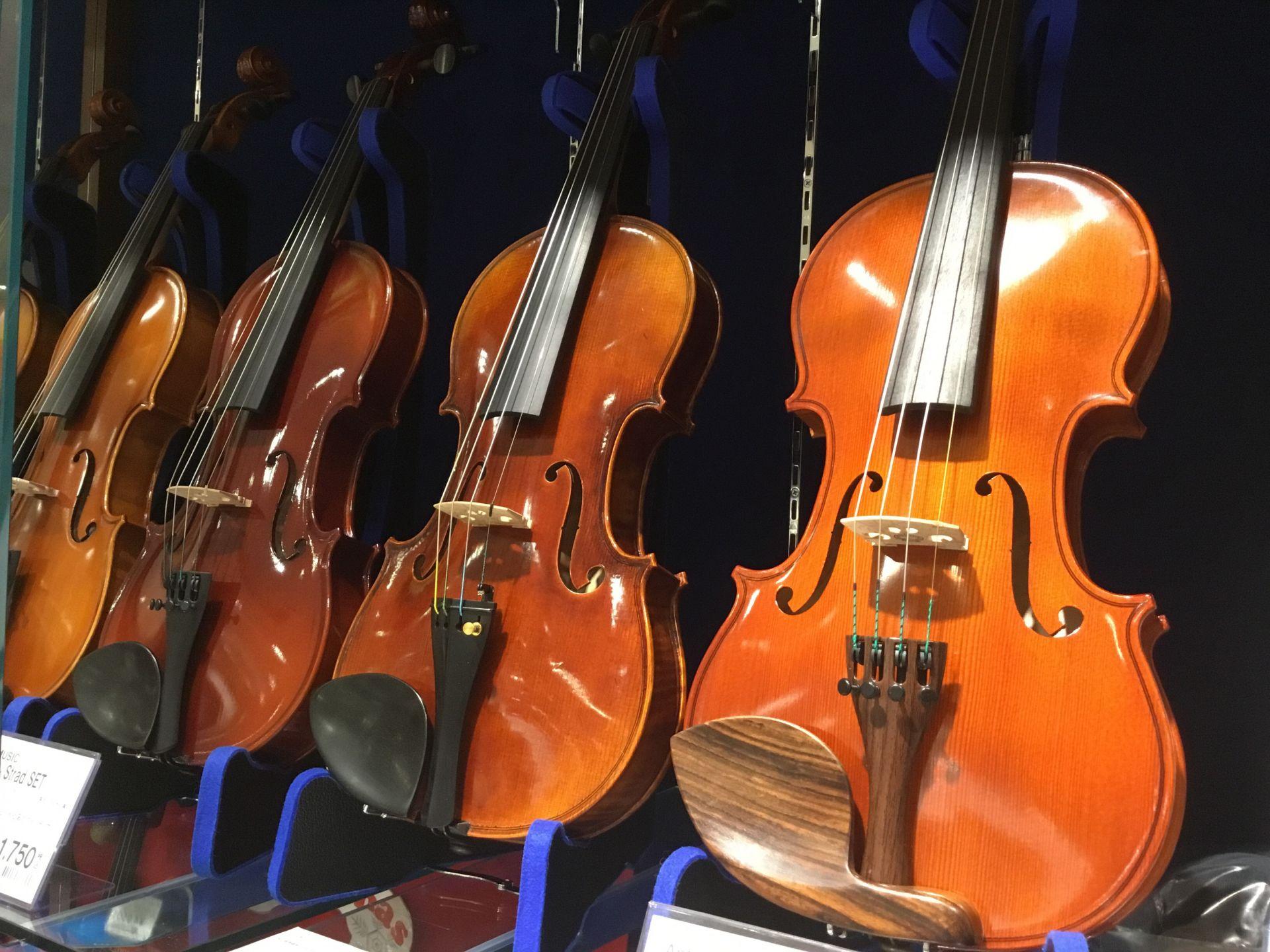バイオリン 島村楽器ららぽーと富士見店