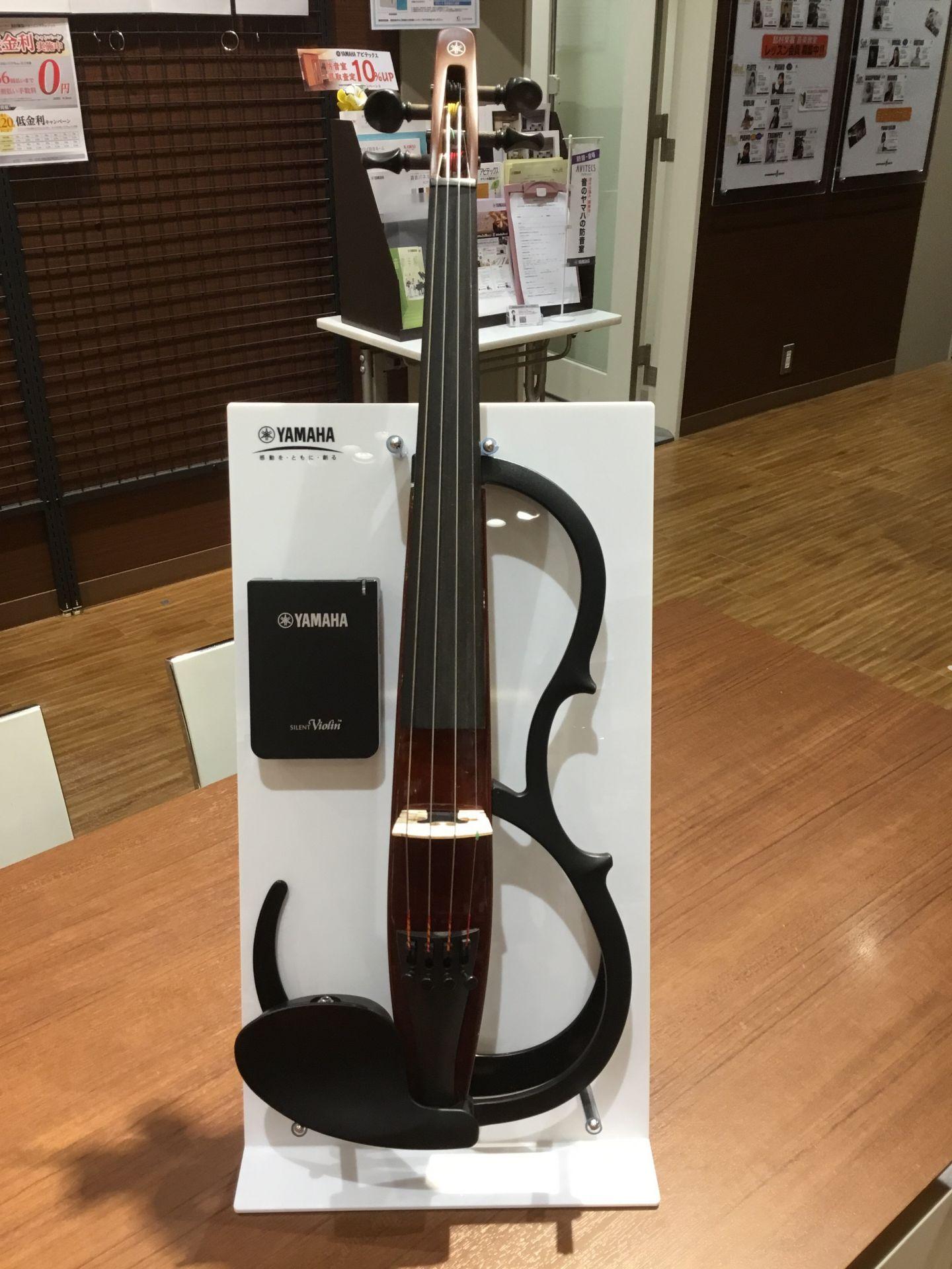 サイレントバイオリン ヤマハ