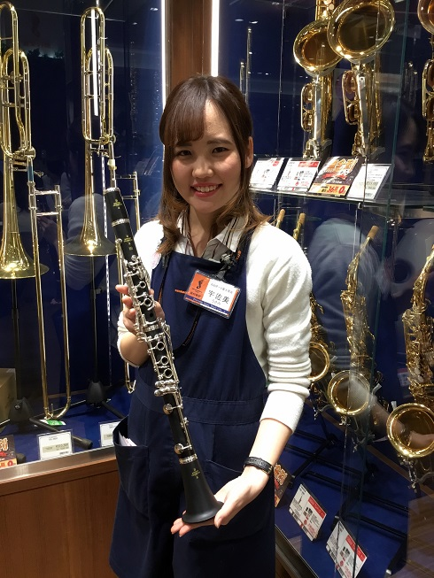島村楽器ららぽーと富士見店 宇佐美 管楽器