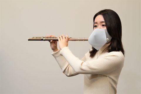 島村楽器ららぽーと富士見店 フルート用マスク シリカクリン