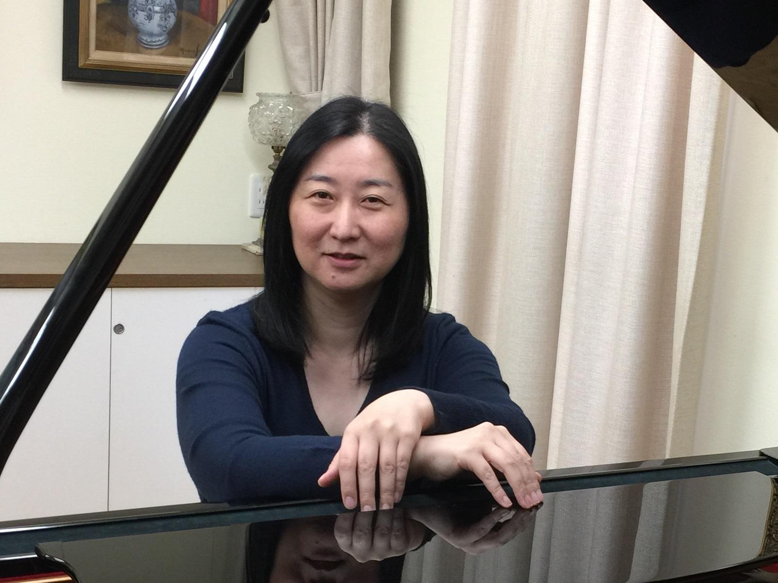 ピアノ科講師:福田由紀子