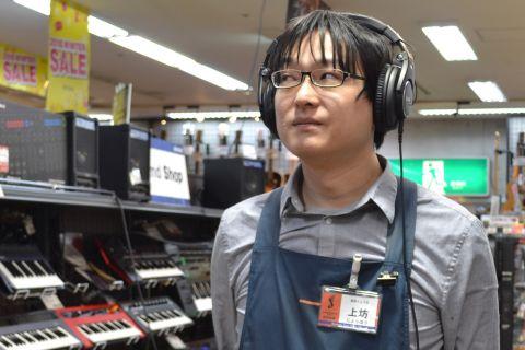 スタッフ写真DTM・シンセサイザー上坊