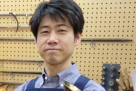 スタッフ写真管楽器リペア森