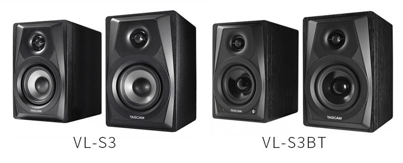 TASCAM VL-S3/VL-S3BT