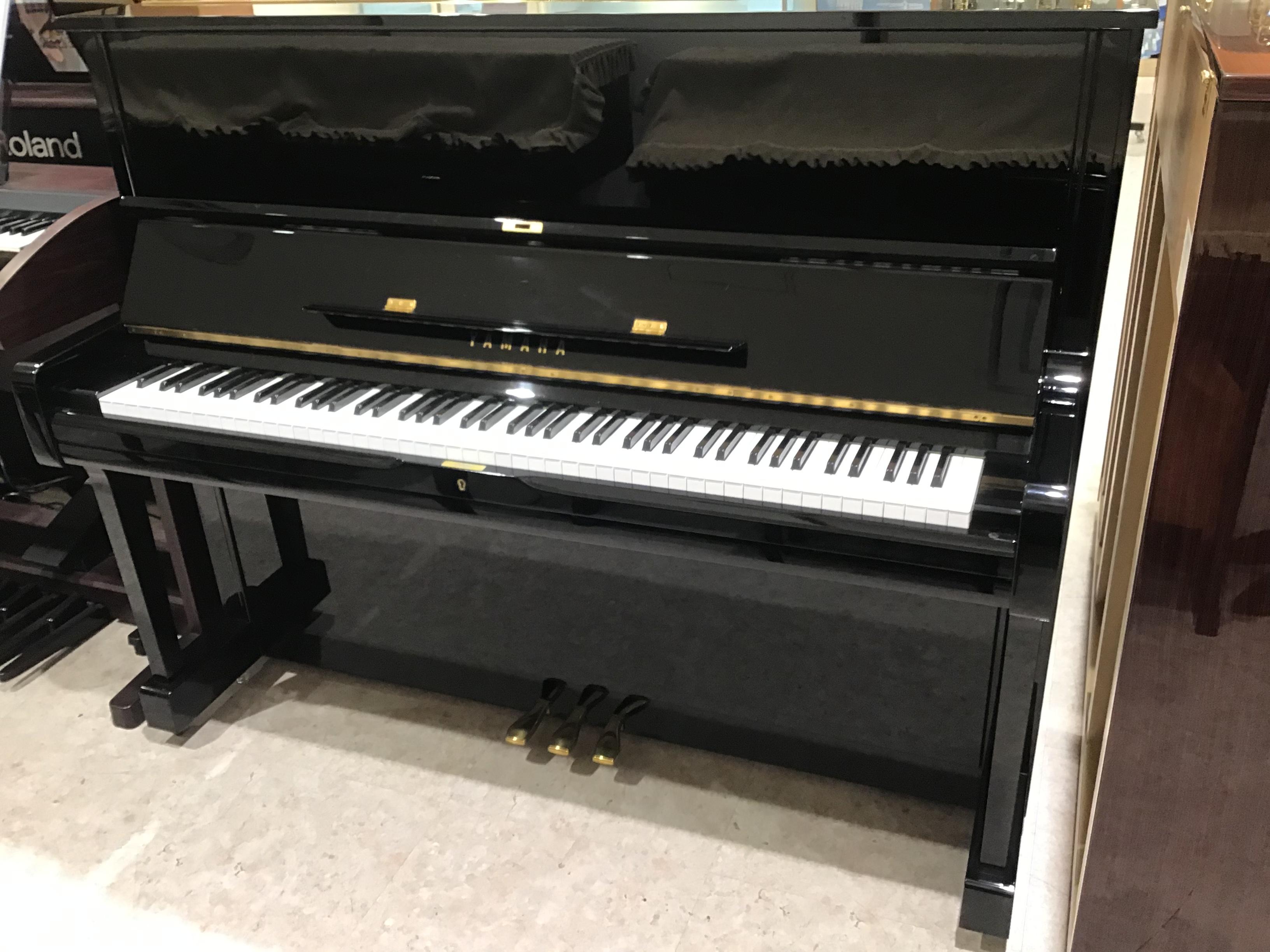 島村楽器 南船橋 ヤマハ 中古 アップライトピアノ U1A