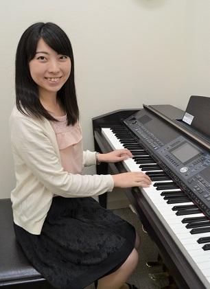 島村楽器 南船橋店 ピアノインストラクター 野坂