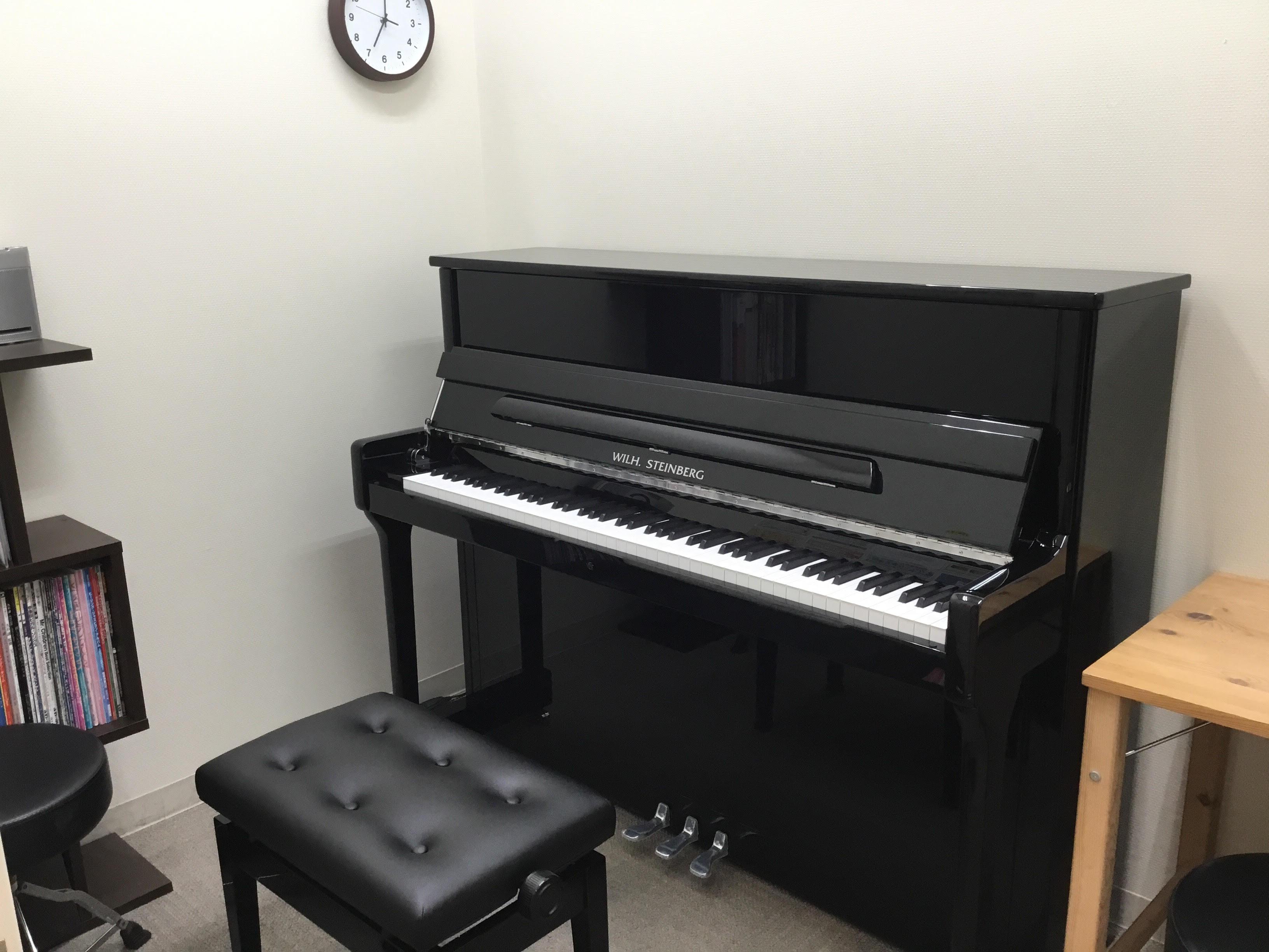島村楽器 南船橋 大人 ピアノレッスン レッスン室