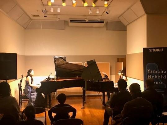 島村楽器 豊かな心を育む ピアノコンサート 2台ピアノ