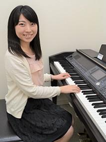 島村楽器 南船橋 ピアノ インストラクター 野坂