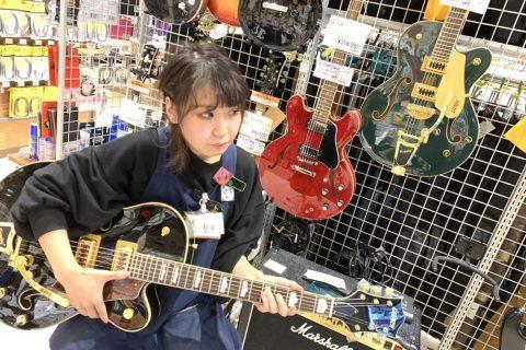 スタッフ写真ギターアクセサリー、ファンシー秋葉