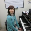 ピアノ講師 写真 水谷英子