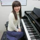 ピアノ講師 写真 森須奏絵