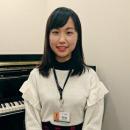 ピアノ講師 写真 村松美帆