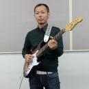 エレキギターコース 写真 梶田誠悟