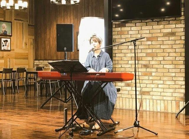ピアノ弾き語り講師 倉田美和
