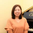 ピアノ講師 写真 沖本真央