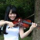 ヴァイオリンコース 写真 川本冴夏