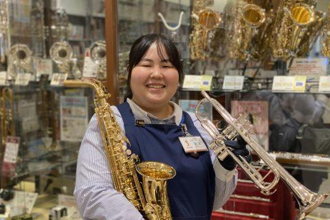 スタッフ写真管楽器、管楽器アクセサリー宮本