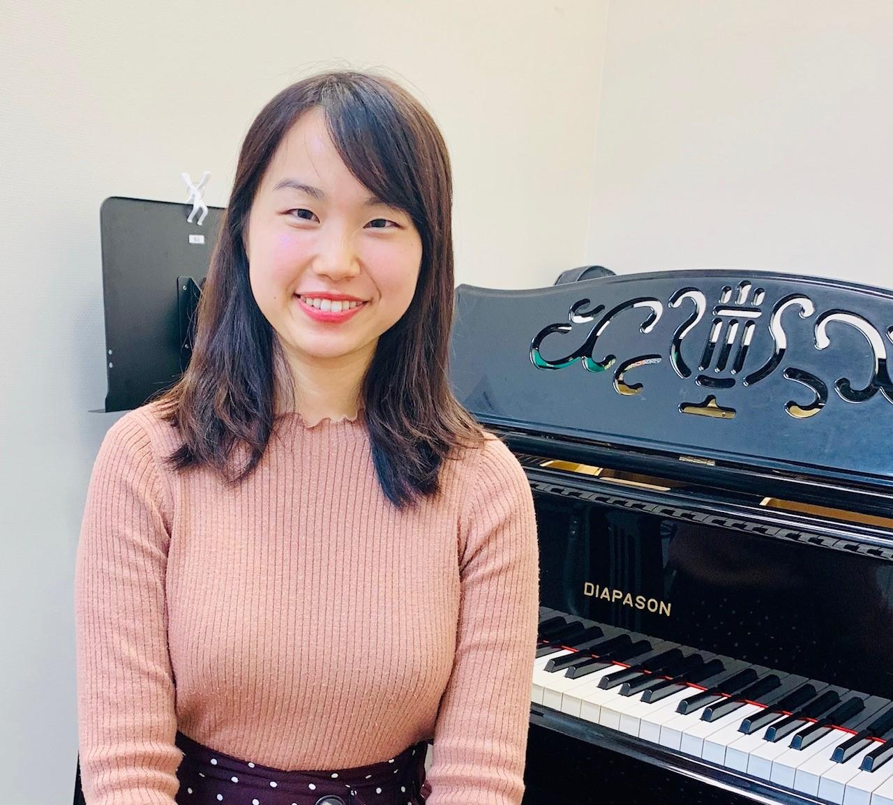 piano ピアノ講師 ピアノレッスン