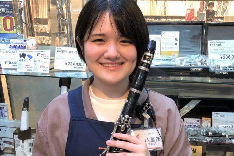スタッフ写真管楽器八重樫