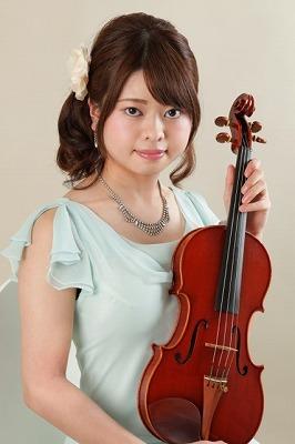 バイオリン講師:福井奈々