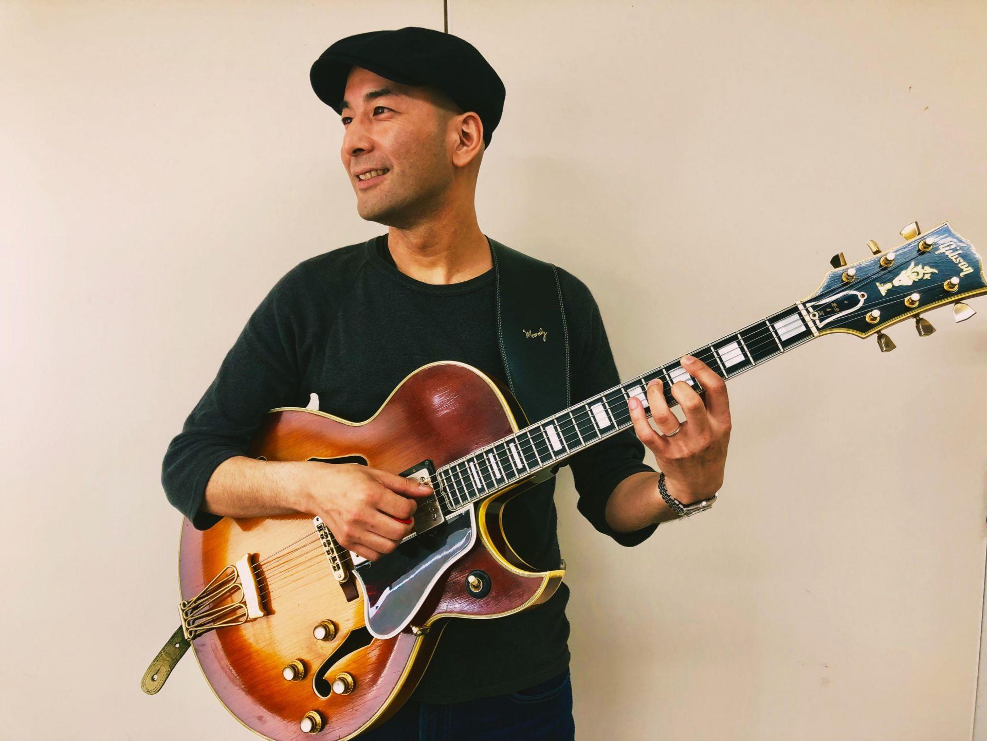 アコースティックギター科講師:野口裕介