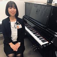 ピアノインストラクター/和田佳小里