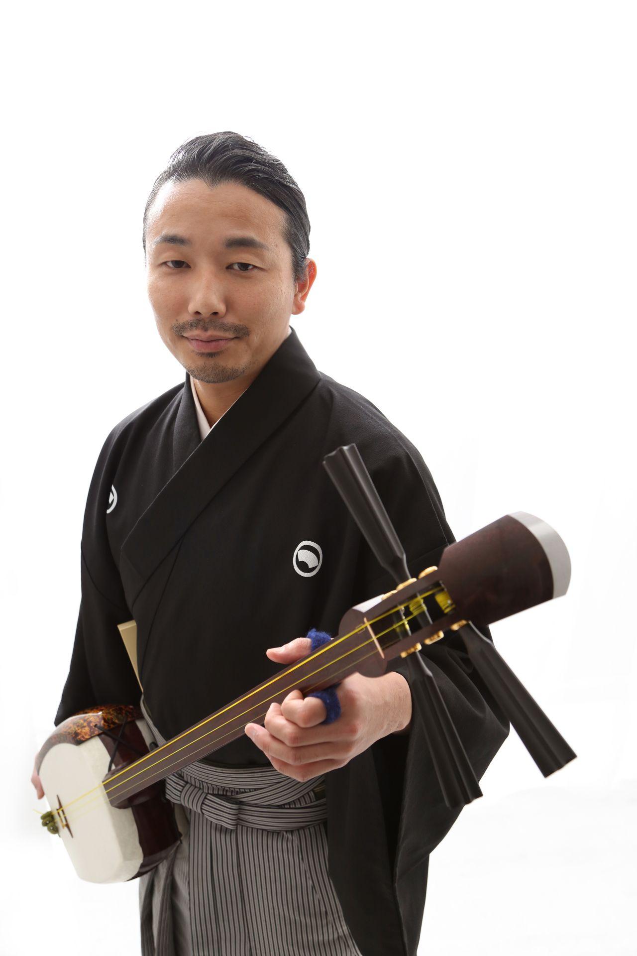 津軽三味線講師 安田勝竜