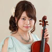 バイオリン科講師/福井奈々